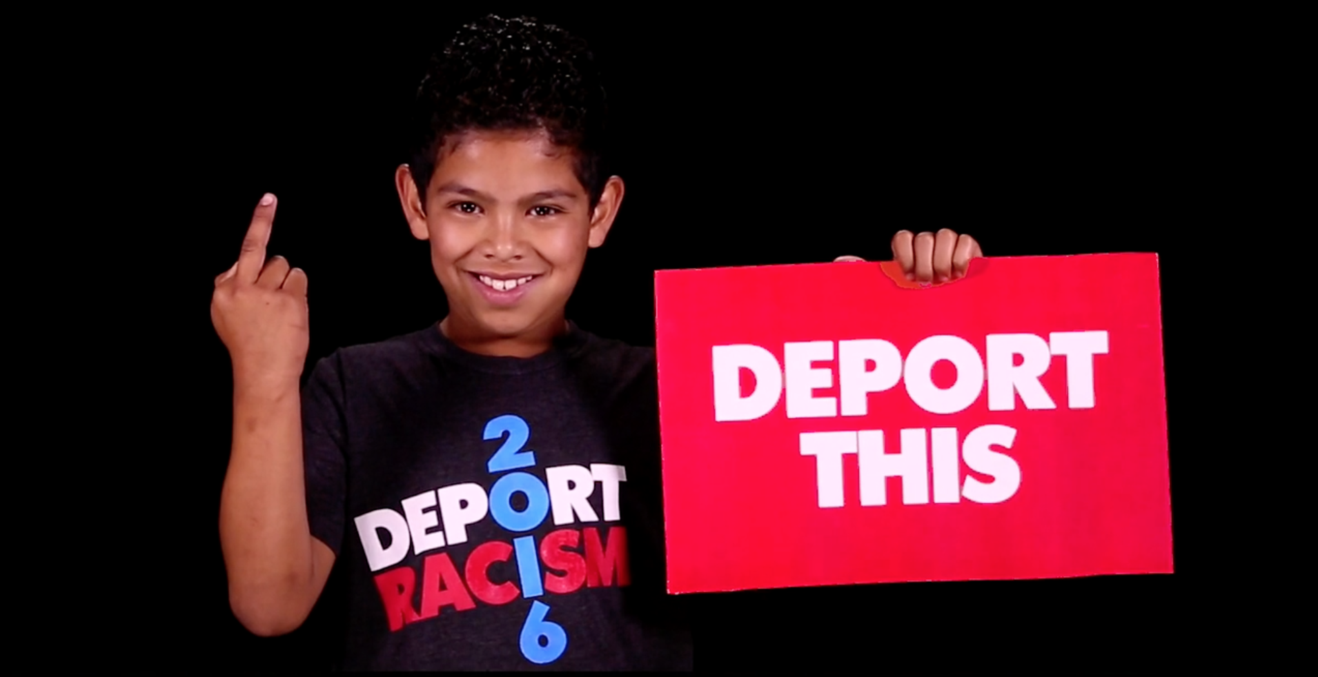 Watch Hysterical, Foul-Mouthed Little Kids Tell Donald Trump to STFU