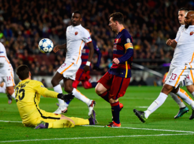 Messi is Back And Scores His First Post-Injury Goals, as Barça Routs Roma in Champions League