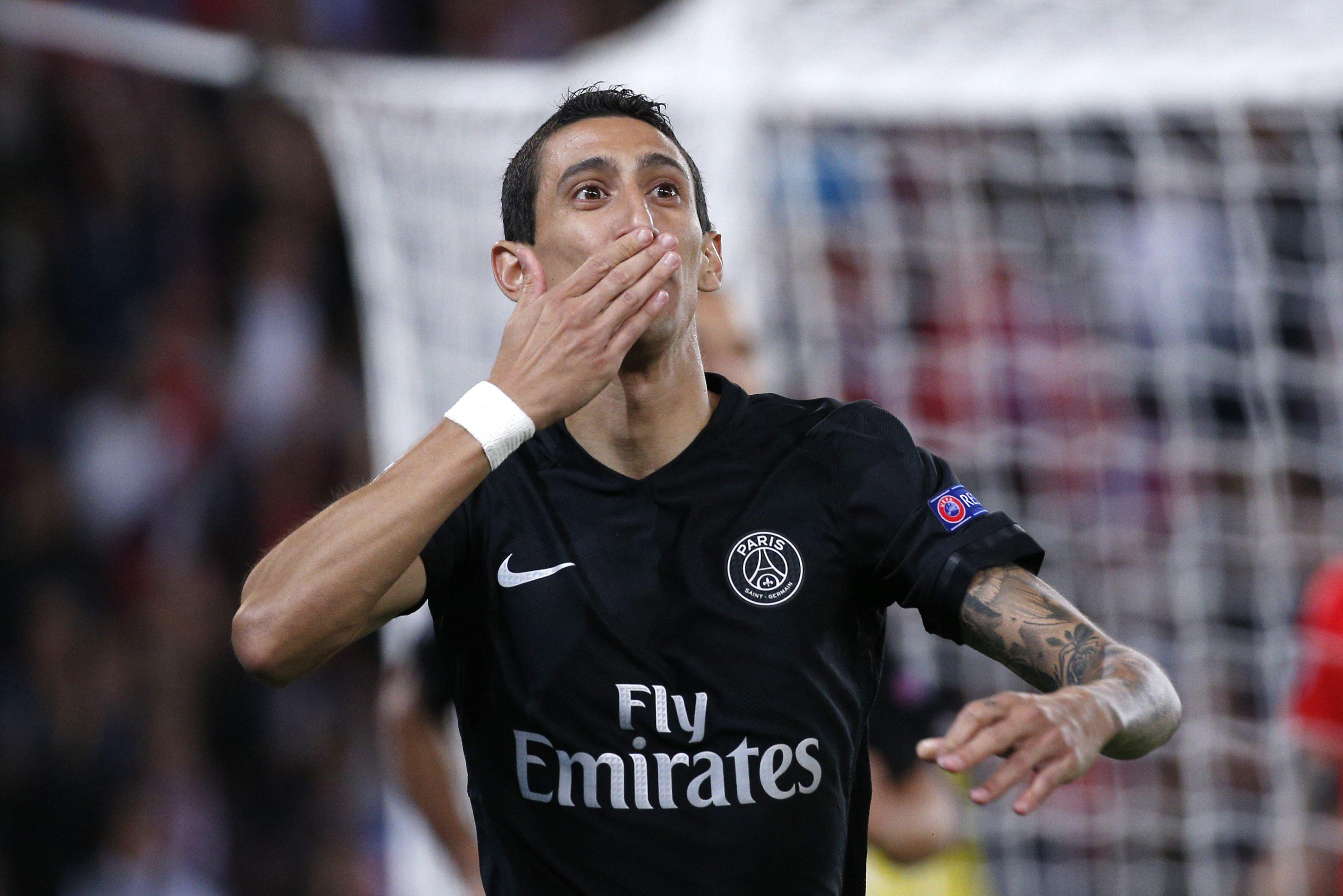 Arsenal Vs Rennes Wikipedia: Angel Di Maria 193 Ngel Di Mar 237 A Threw Some Shade At