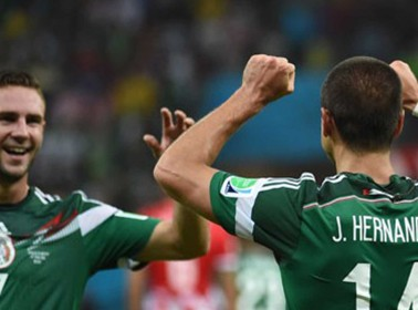 Tears, Goals, and Assists: Chicharito and Layún Are Killing It