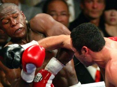 Oscar De La Hoya Calls Floyd Mayweather Boring AF in Scathing Open Letter