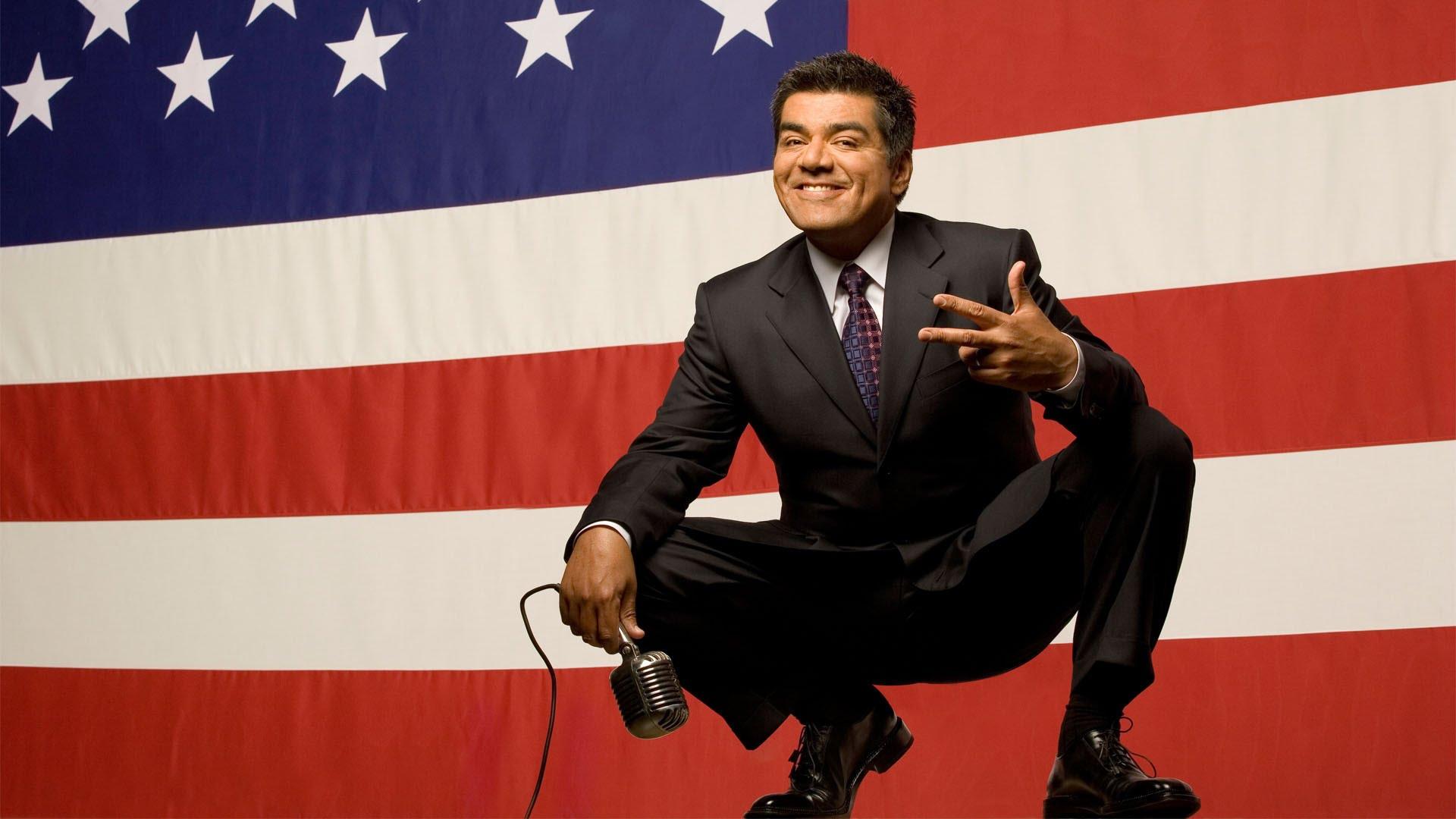 Watch George Lopez Parody 'SNL' As Donaldo Trumpez