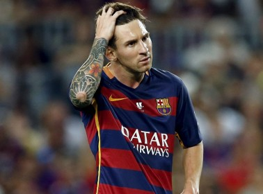 Messi's Magic Will Be Gone from El Clásico