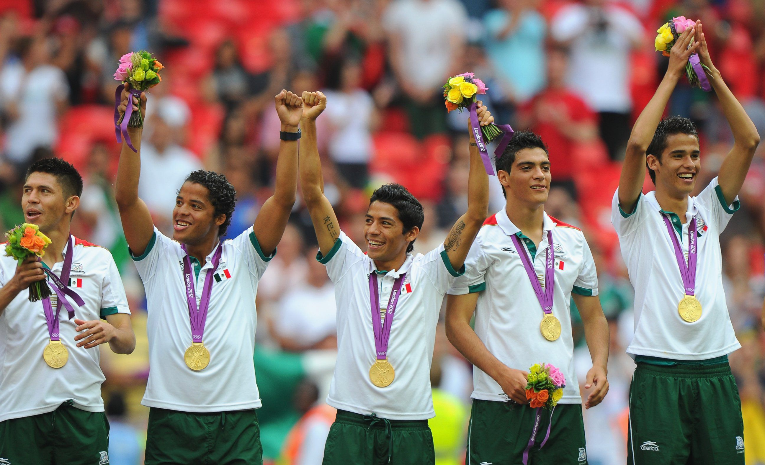 Rio 2016: Mexico sends off Olympic athletes, hails China's ...