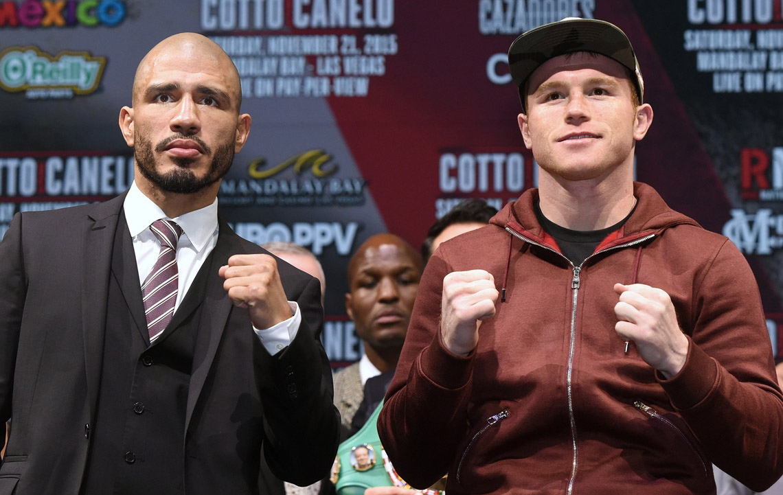 6 Places to Watch the Canelo-Cotto Fight and Drink Yourself Broke in NYC