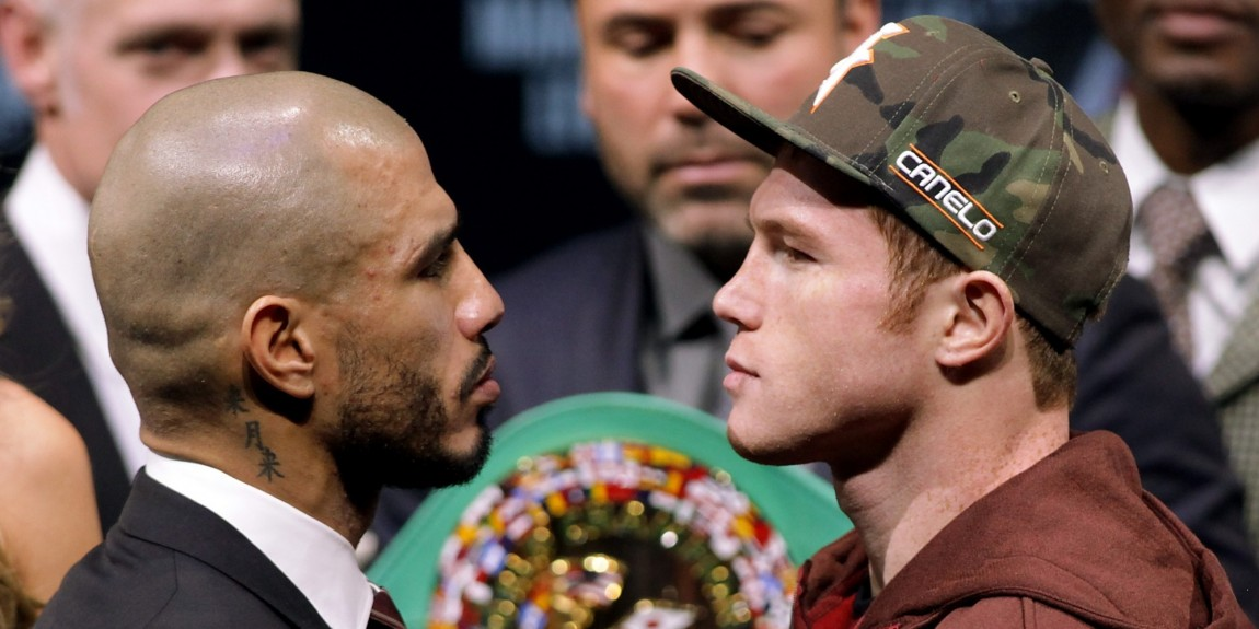 5 Facts You Might Not Know About Miguel Cotto & Canelo Álvarez