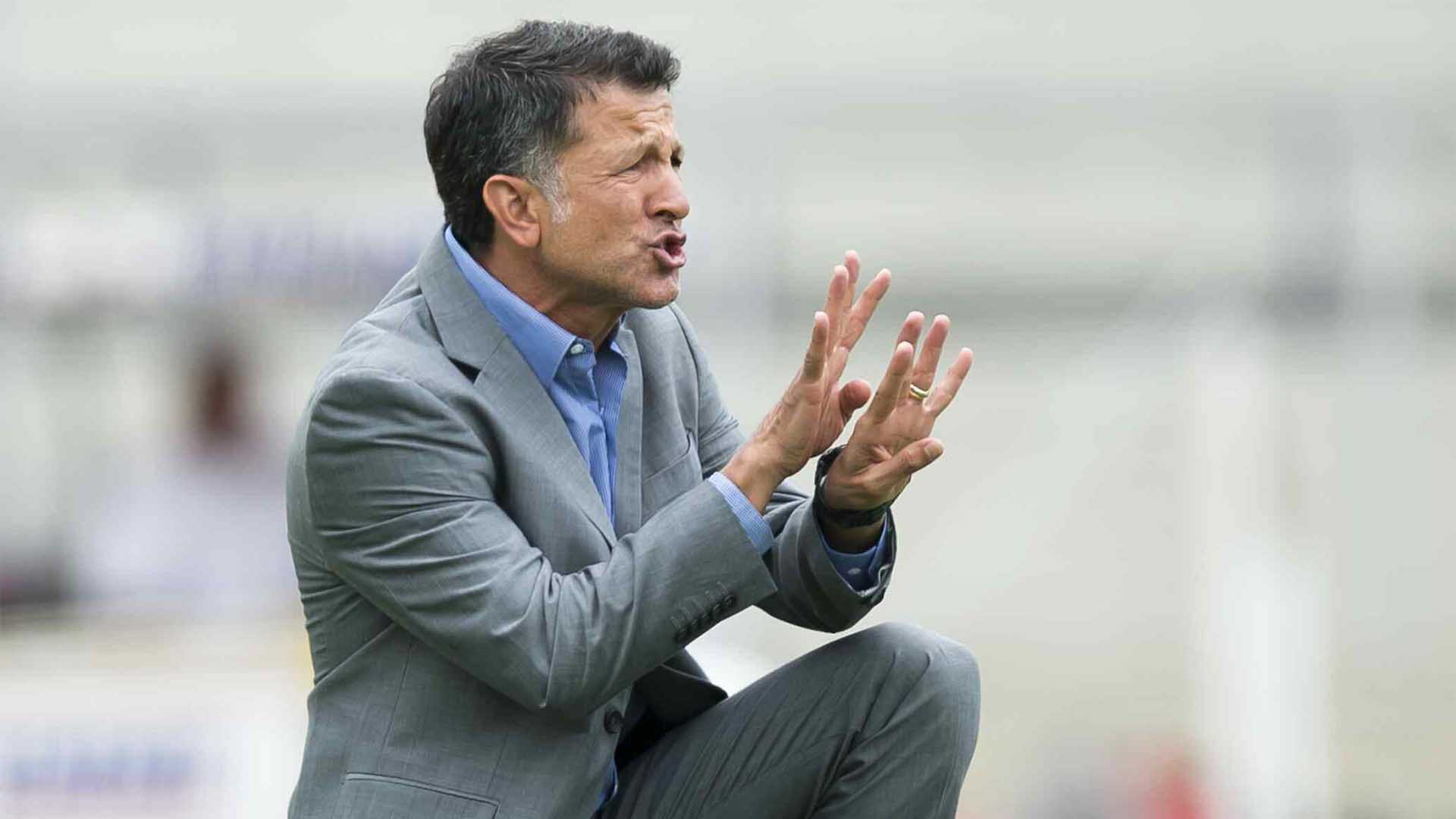 "Juan Carlos Osorio, the Real Deal, Says El Tricolor Has ""Bags of Talent"""