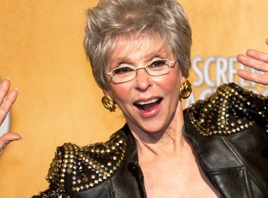 At 83 Years Old, Rita Moreno Still Grinds Better Than You and This Video is Proof