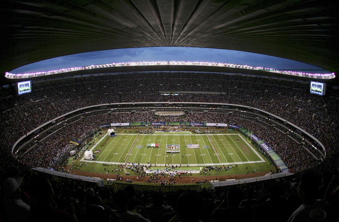 Estadio Azteca Isn't Up to NFL Standards? Really?