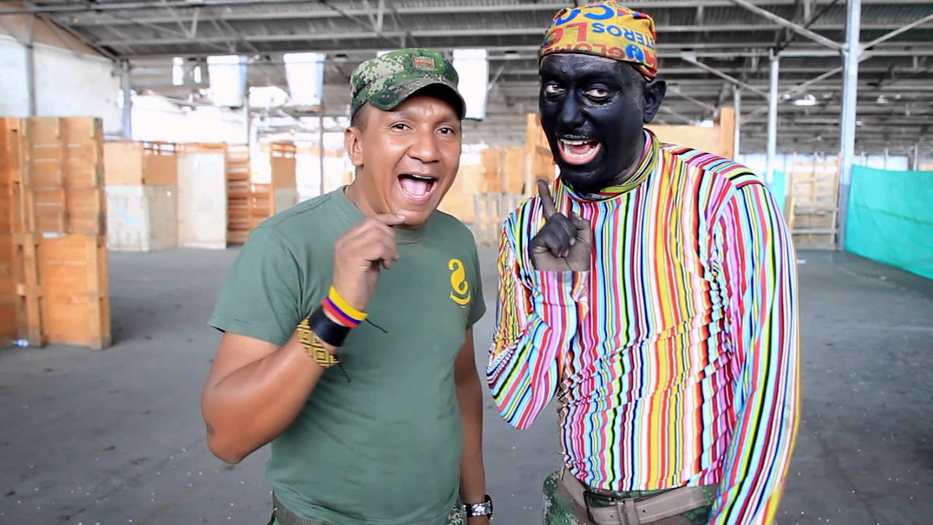 Blackface Character Soldado Micolta Removed From Colombian TV After Protests