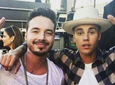 "J Balvin Jumps On Official Latino Remix of Justin Bieber's ""Sorry"""