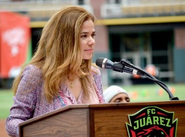Amid Violence, This Pioneering Woman Brought Pro Soccer and a Sense of Hope Back to Juárez