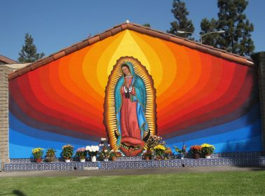 Journalist Sam Quinones is on a Mission to Photograph Every Mural of La Virgen de Guadalupe In LA