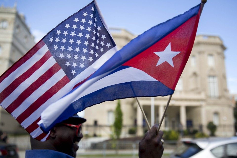 the long standing relation of america to cuba Why did the us and cuba sever diplomatic ties in the first early 1961 proved to be the end of one phase of us-cuba relations an old american car, long.