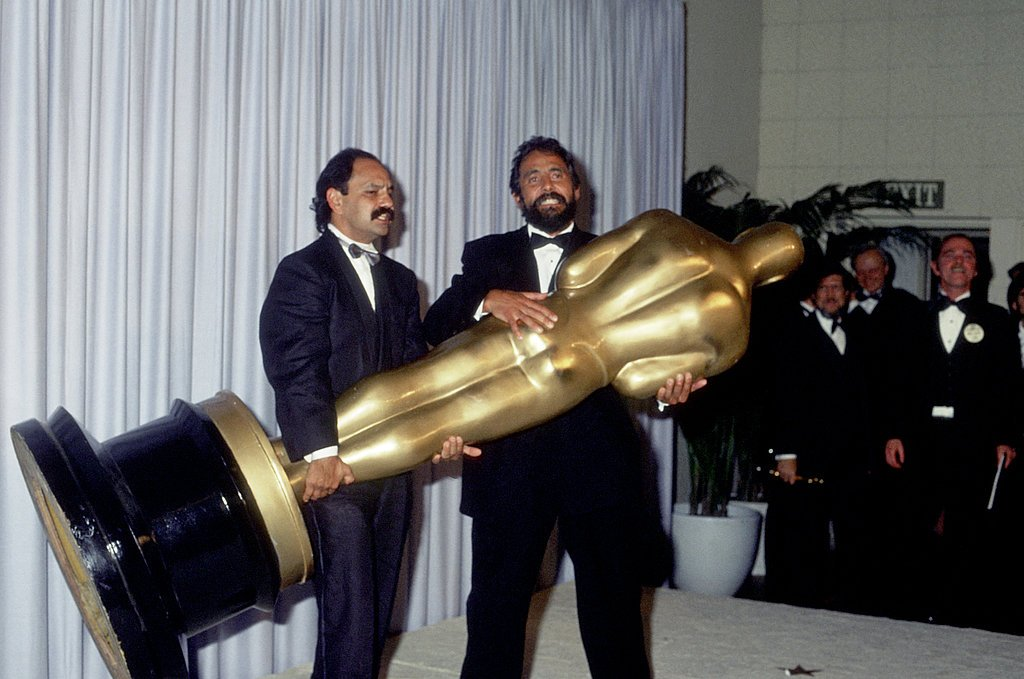 That Time Cheech and Chong Presented an Academy Award to 'Return of the Jedi'