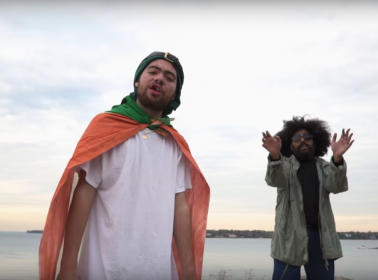 """Wiki & Nasty Nigel Fight Crime and Expensive Blunt Wrappers in the """"Livin' With My Moms"""" Video"""