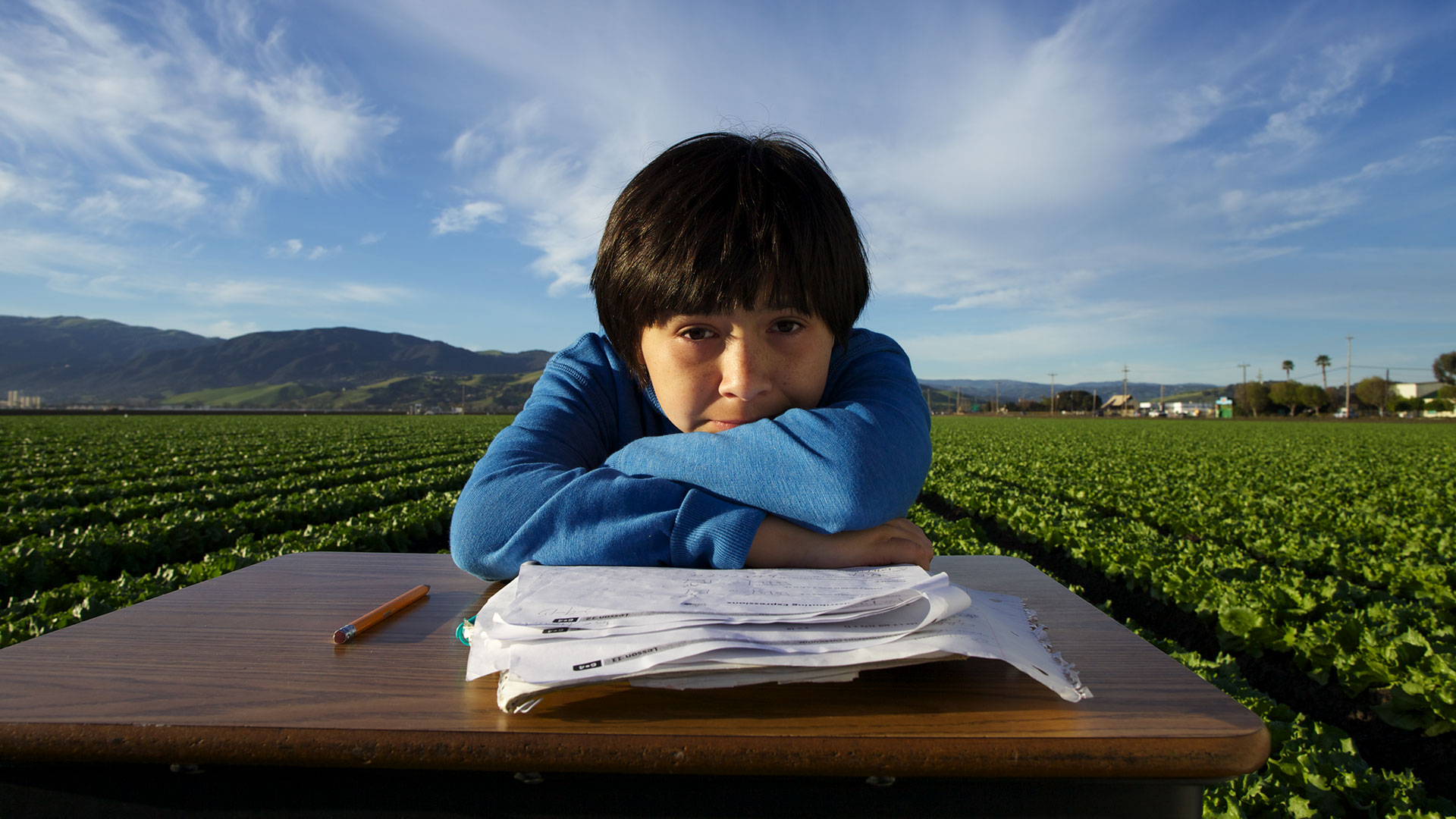 TRAILER: 'East of Salinas' Profiles an Undocumented 8-Year-Old Math Whiz
