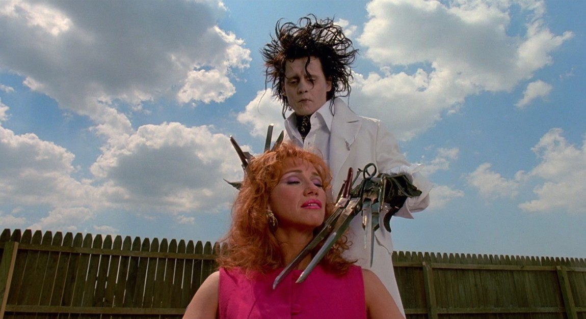 This Spanish Hairdresser Is Basically The Real Life Edward Scissorhands
