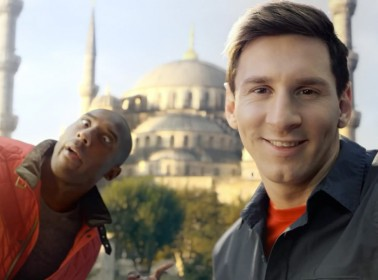 """Kobe Bryant on His Bromance With Messi: """"We're the same, Messi and I"""""""