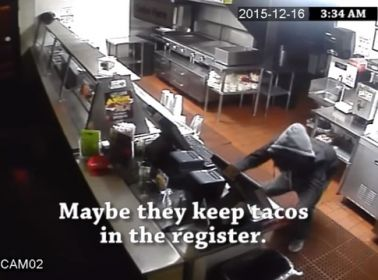 This Las Vegas Mexican Restaurant Turned Burglary Footage Into a Hilarious Commercial