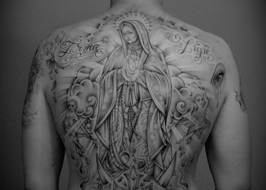Virgen De Guadalupe Drawings Black And White 68114 Loadtve