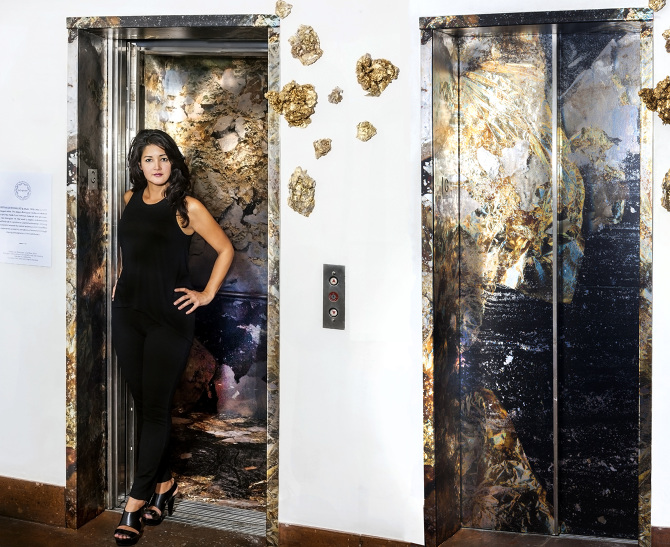 Between Nature and Urban Decay: 8 Questions with Miami Artist Cristina Lei Rodriguez