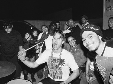 'Los Punks' Doc Nails the East LA Backyard Punk Scene, According to Actual East LA Punks