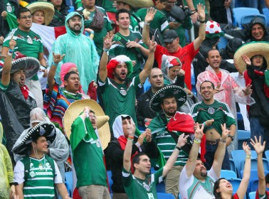 """Mexican Soccer Federation to Appeal Charges Against """"Puto"""" Chants"""