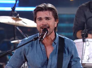 """Juntos"" (Live GRAMMYs 2015) - Juanes | Disney Video"