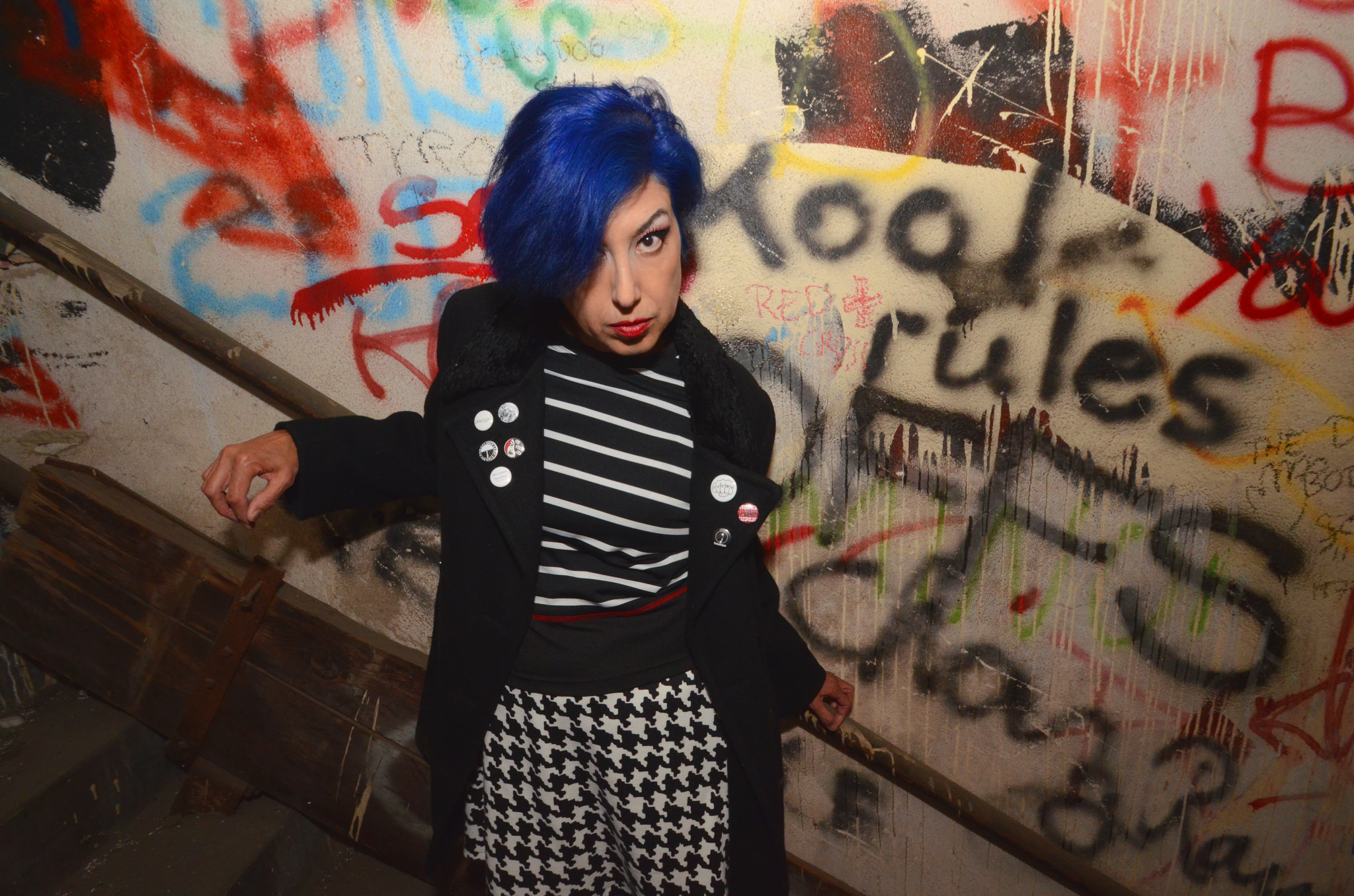 Stay Healthy With Punk Legend Alice Bag's Quarantine Workout Videos