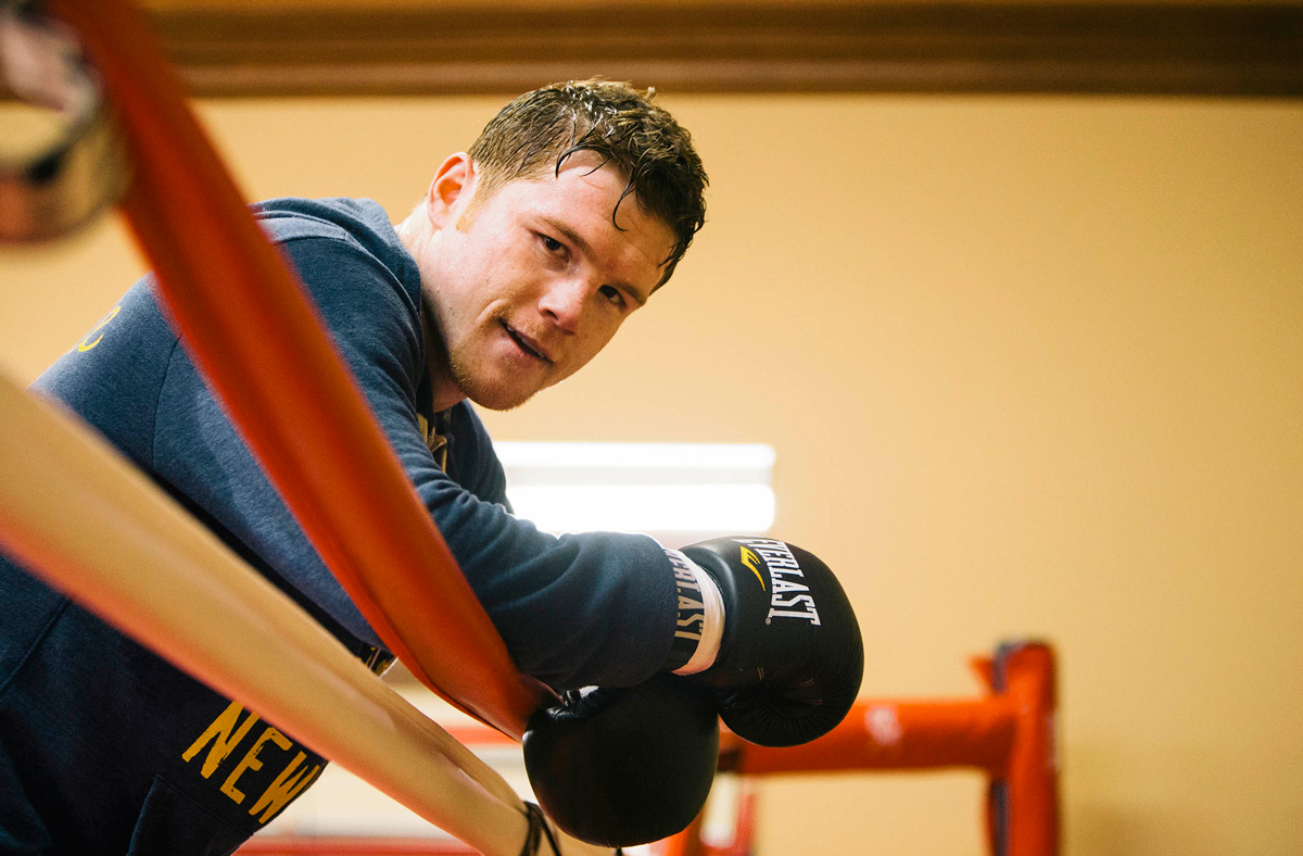 Canelo Álvarez Wants to Battle Gennady Golovkin Before the End of the Year