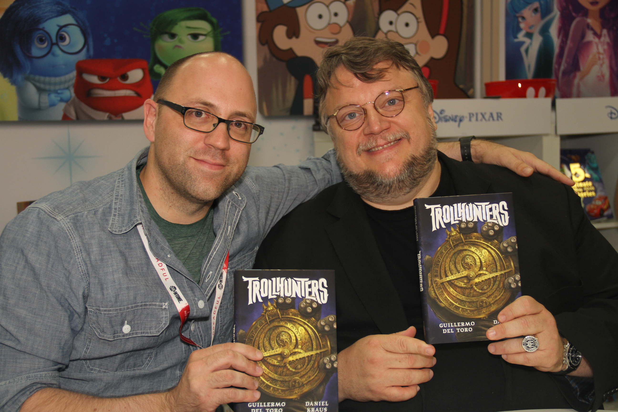 Guillermo del Toro Is Making a Netflix Animated Series on Horrifying Trolls Taking Over a City