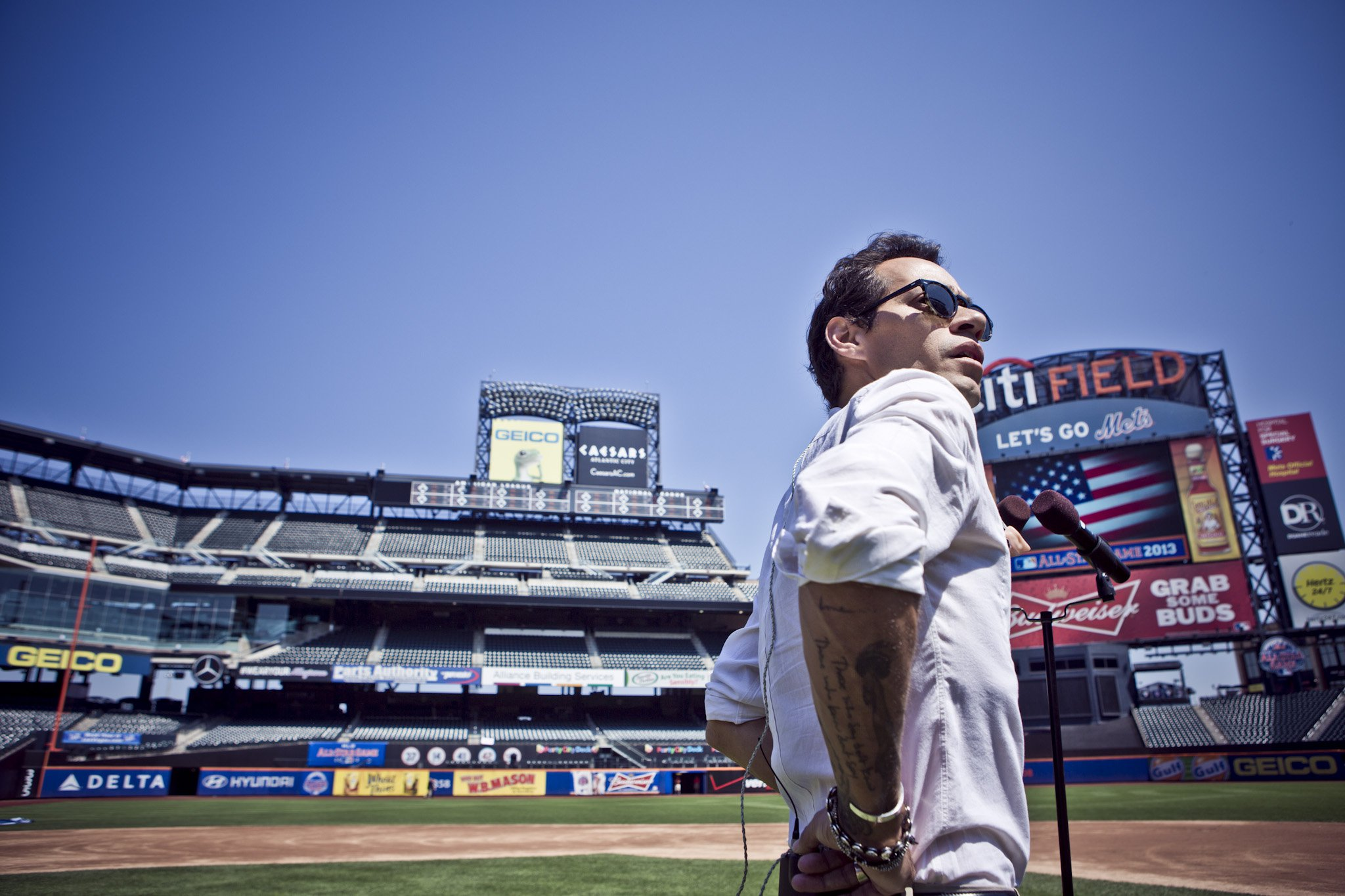 Marc Anthony Takes On Jay-Z's Roc Nation With New Media Company