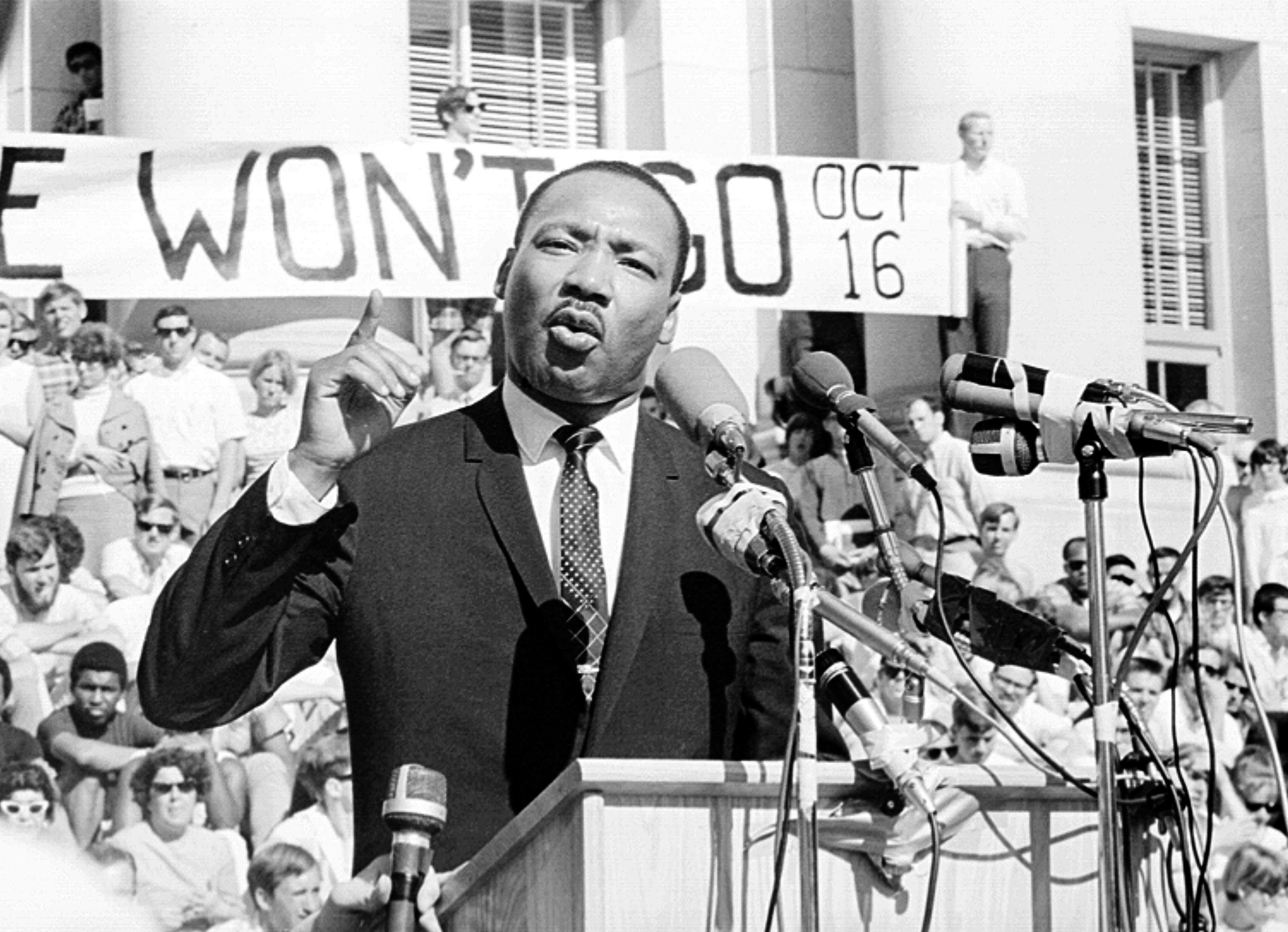 """Read the 1966 Telegram Where MLK Tells Cesar Chavez """"Our Separate Struggles Are Really One"""""""