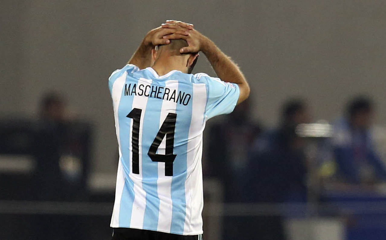 Javier Mascherano's Tax Evasion Jail Sentence Proves Futbolistas Need New Accountants, Stat