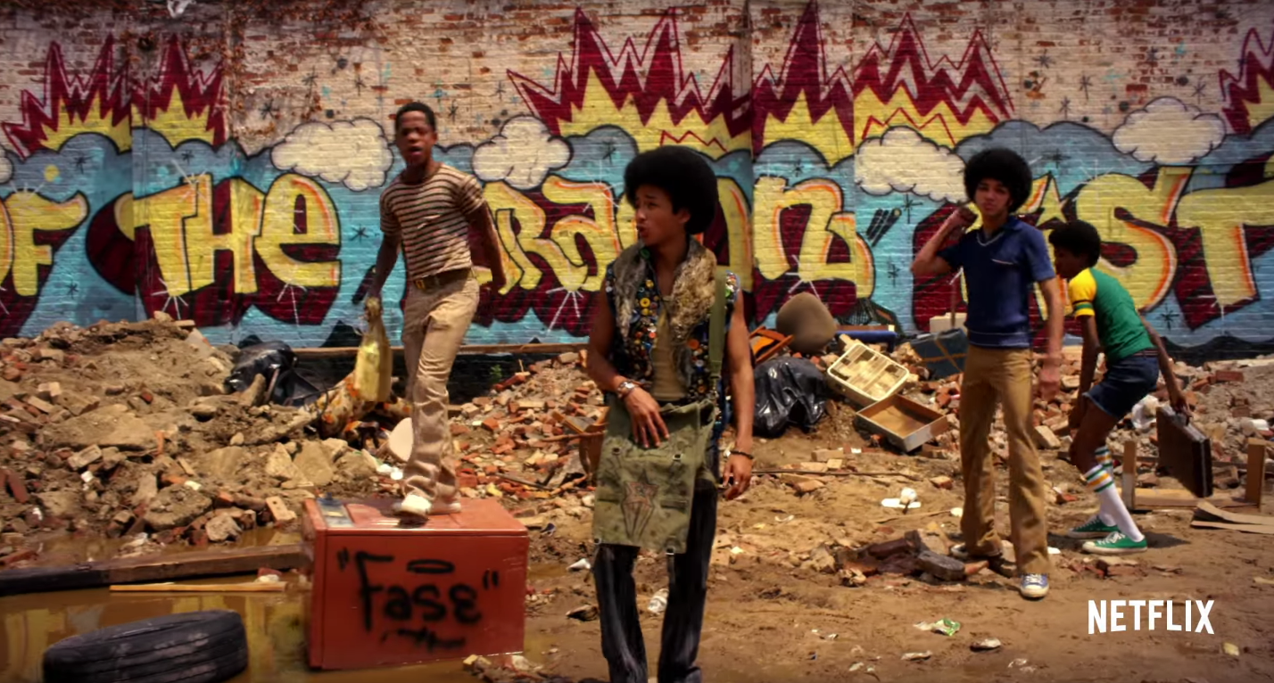 Netflix's Hip Hop Series 'The Get Down' Finally Has a Trailer and It's Fire