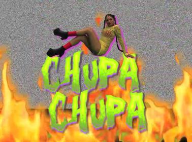 "Ms Nina's ""Chupa Chupa"" Video Is a Tumblr Reggaeton Vortex"