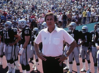 Tom Flores Was the First Latino Coach to Win a Super Bowl, But He's Not in the Hall of Fame Yet