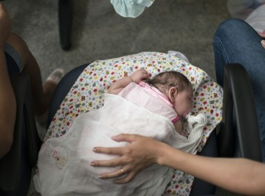 The Zika Virus Crisis Highlights Latin American Women's Struggle for Reproductive Rights