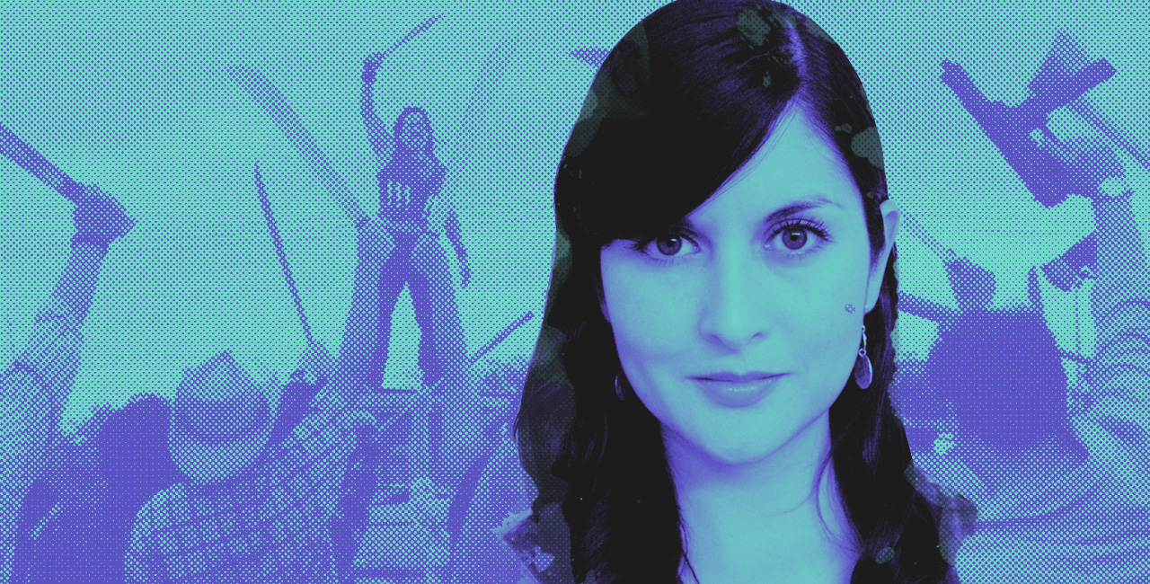 From Visual Effects on 'Machete' to Winning a Grant to Make Her Sci-Fi Short: Meet Emerging Director Maru Buendia-Senties