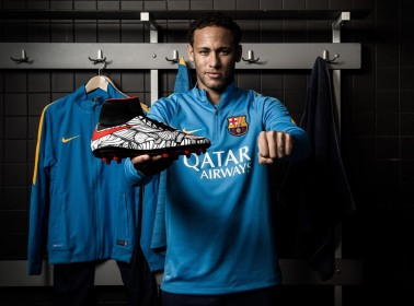 Feast Your Eyes on Neymar's New Nike Cleats, Designed by Bruno Big