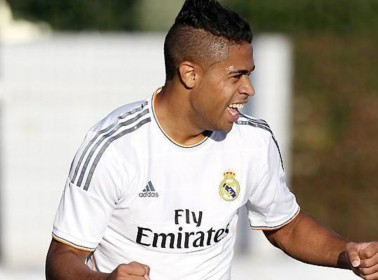 Zidane Takes Plátano Power Mariano Díaz to Real Madrid's First Team