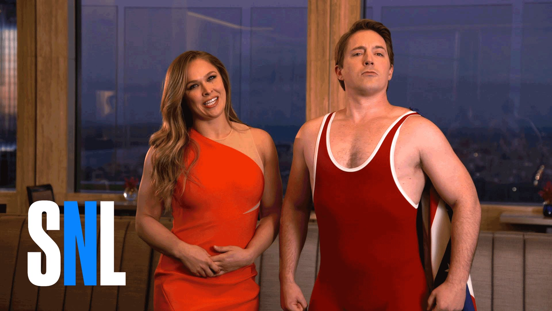 Ronda Rousey's SNL Promos Are Funnier Than SNL