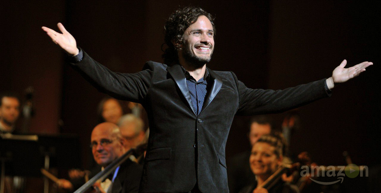 Watch Golden Globe Winner Gael García Bernal in 'Mozart in the Jungle' for Free This Weekend