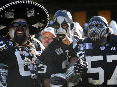 The Raider Nation Might Be Heading to San Antonio