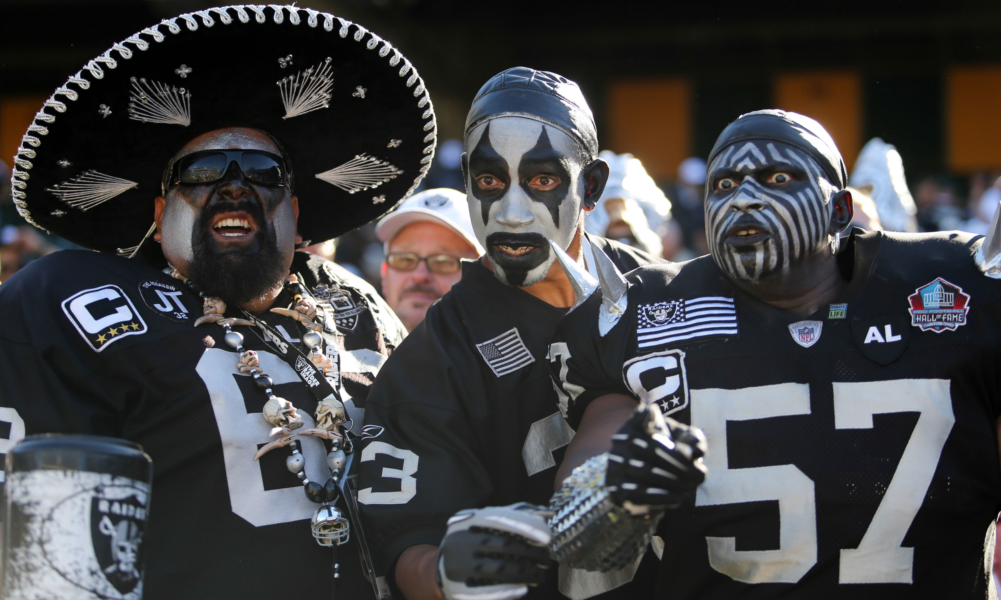 The Raider Nation Might Be Heading To San Antonio