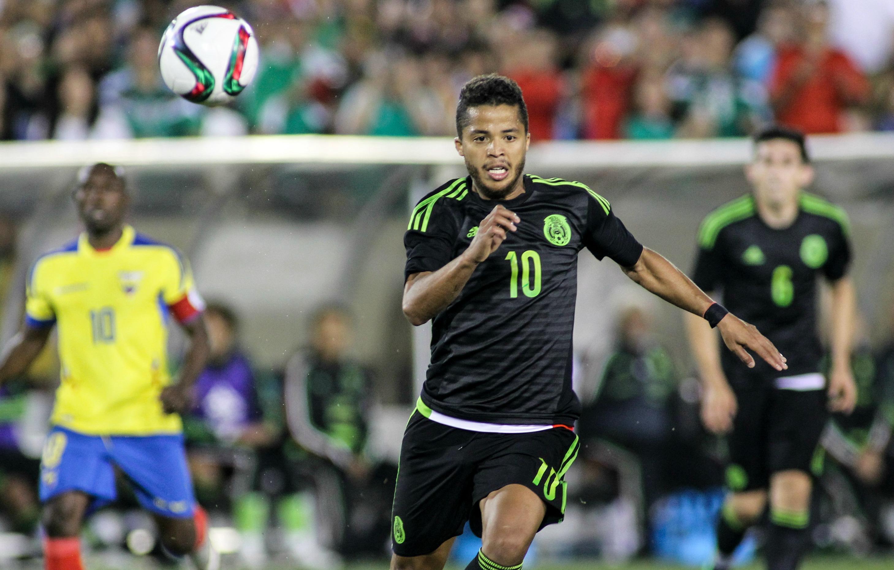 Giovani dos Santos Might Return to Action With El Tri