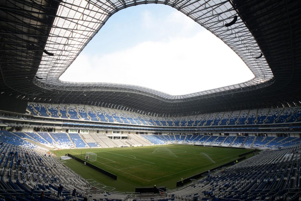 the best stadium of 2015 is estadio bbva bancomer
