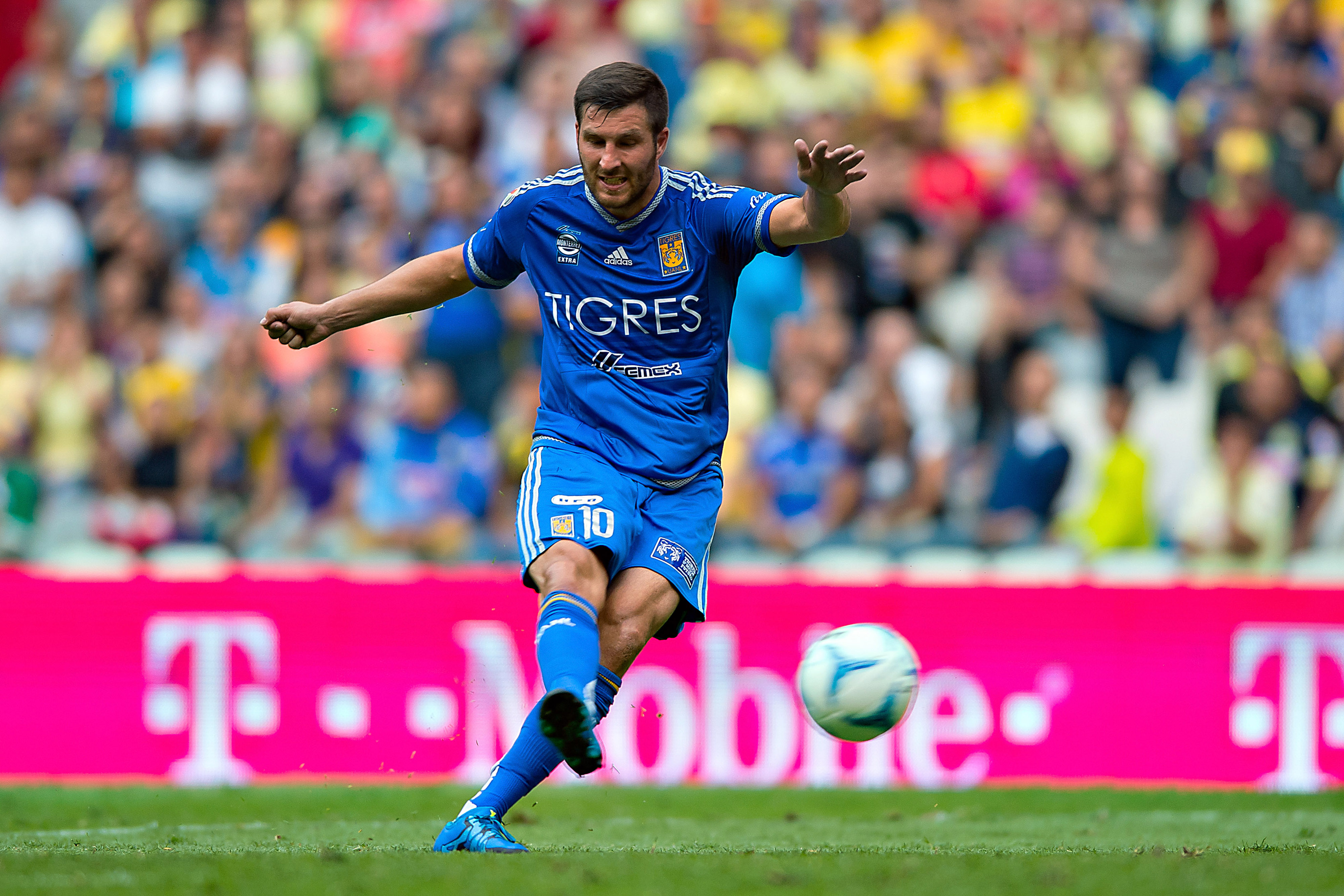 The Strange Case of Andre-Pierre Gignac: A French Forward Who Picked Liga MX Over Europe