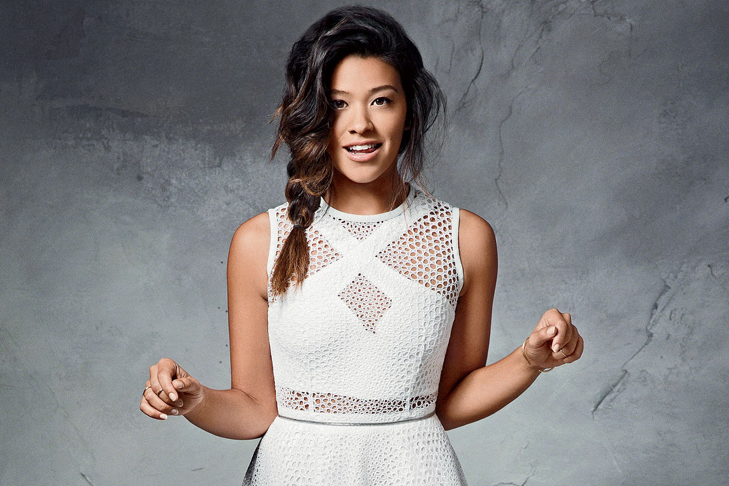 Gina Rodriguez Celebrates Her Afro Latina Roots In This